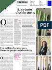 Micaela Larisch - Diário Económico - 21/05/12
