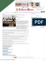 26-09-2012 El Sol de México - Promueve Moreno Valle convenio histórico en beneficio de cafetaleros poblanos