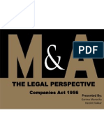 LAW M&A Mail