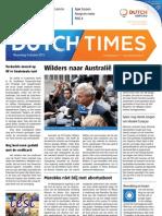 Dutch Times 20121003