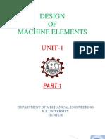 DME Unit 1
