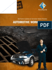 Automotive Workshops Best Practice Guides