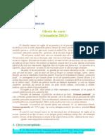 Editura Cuget Romanesc - Oferta de carte - oct. 2012