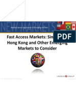 Medical Device Registration in Fast Access Markets