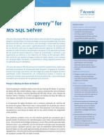 ARSQL Datasheet Pt-PT