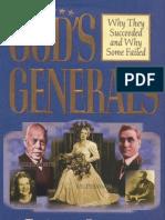 God's Generals Roberts Liardon