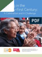 Ageing in the Twenty-First Century