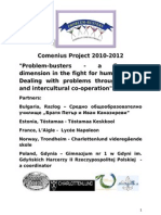 Brochure 2012 Problembusters 2012