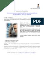 ADM 378 - Administración de Obra