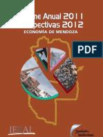 2012 Anuario Economía de Mendoza