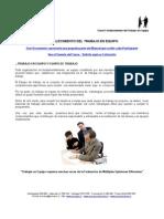 ADM 414 - Fortalecimiento Del Trabajo en Equipo