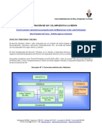 ADM 445 - Administración del IVA y el Impuesto a la renta