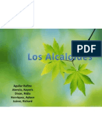 Los Alcaloides