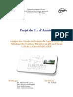 IFSET projet de fin d'étude