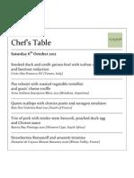 2SH Chef Table Sample1