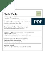 2SH Chef Table Sample2