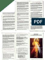 Rosario de La Misericordia Divina