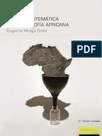 Eugenio Ondó - Síntesis Sistemática de la Filosofia Africana