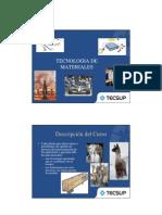 Sesión 1 - Clasificación y propiedades de los materiales [Modo de compatibilidad]