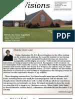 Oct '12 Newsletter