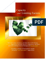 Carrying Capacity and Limiting Factors in Population Systems