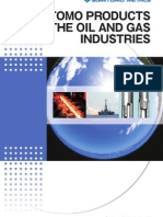 Sumitomo Products for the Oil and Gas Industries
