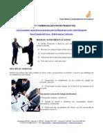 CYS 211 - Ventas y Comercialización de Productos