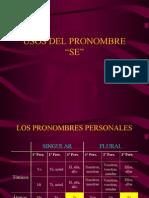 Pronombre Se