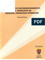 Diagnostico Sociodemográfico de Ojojona