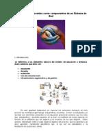 Estudiantes y Docentes Como Componentes de Un Sistema de Ead Editado Gloria Ginevra