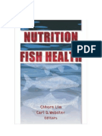 Nutrition Fish Health