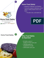 Home Food Safety Power Point 4 20 11 v 2