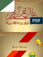 Kaum Dhuafa