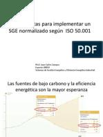 Herramientas ISO 50.001 UEE 2012