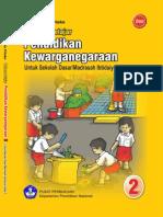 BukuBse.belajarOnlineGratis.com Kelas II SD MI Pkn Halili-0
