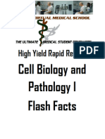 IVMS Cell Biology and Pathology Flash Facts I