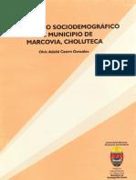 Diagnostico Sociodemografico Marcovia, Choluteca