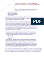 Partial of Pathophysiology