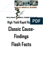 IVMS Classic Cause-Findings Flash Facts