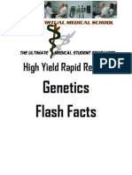 IVMS Genetics Flash Facts