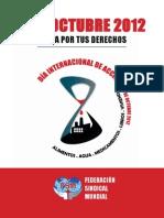 Declaracion Dia International d'Accion 2012 Esp