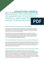 Innovation Index 2012