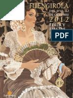 Programa Feria 2012