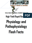 IVMS Physiology and Pathophysiology Flash Facts