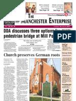 Manchester Enterprise Front Page Oct. 4, 2012