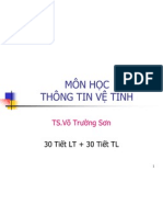 Thong Tin Ve Tinh