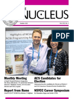 #NESACS The Nucleus Newsletter