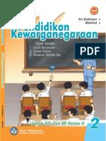BukuBse.belajarOnlineGratis.com Kelas II SD MI Pkn Srisadiman-0