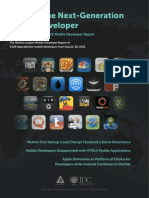 Appcelerator Report Q3 2012 Final
