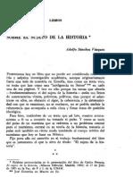 EL Sujeto de La Historia Carlos Pereyra
